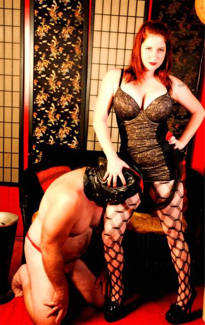 Mistress miranda rider