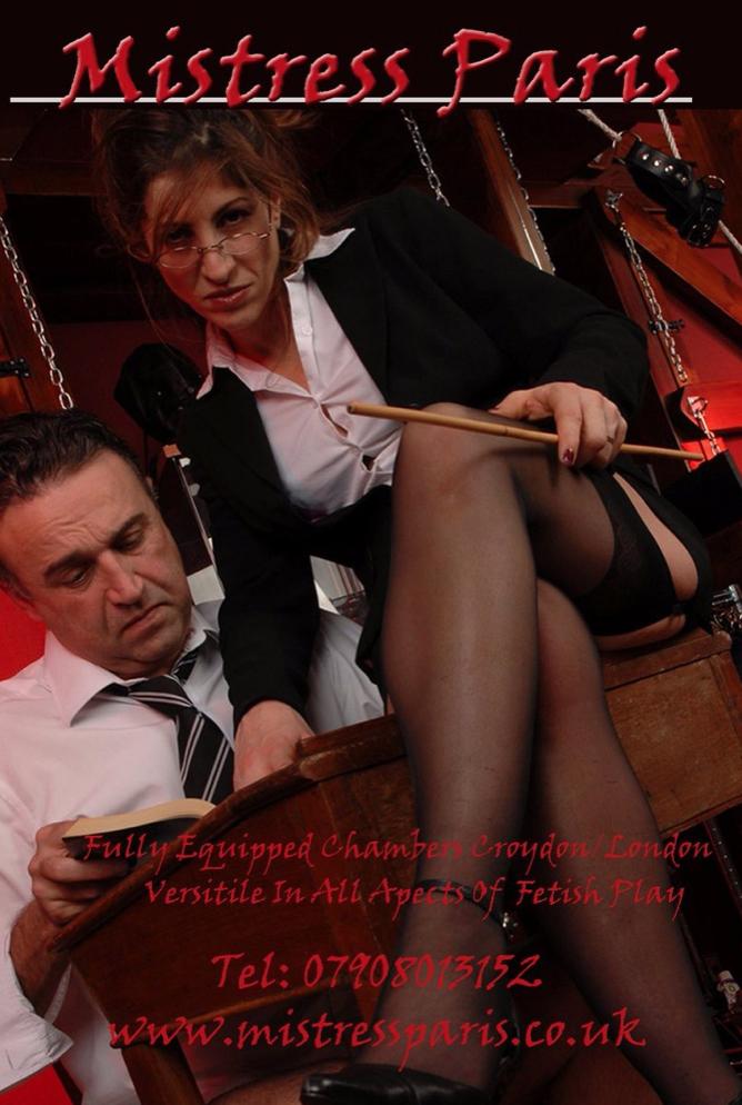 Croydon-Londopn-Mistress-Paris