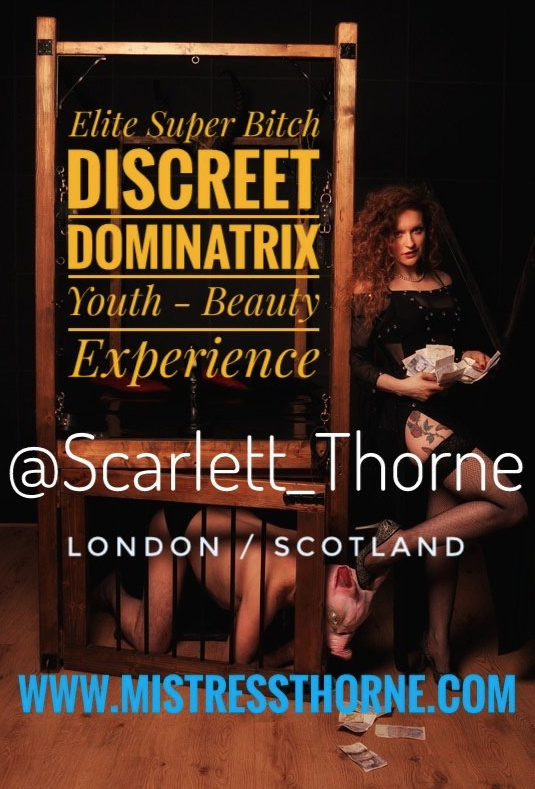 London-Mistress-Scarlett-Thorne